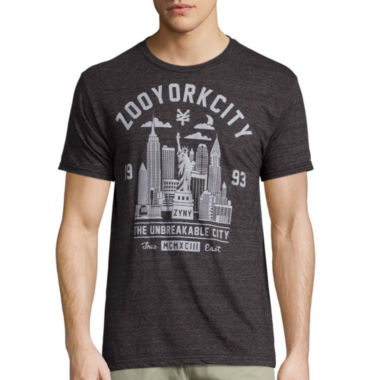 jcpenney.com | Zoo York® Varsity City Short-Sleeve Graphic Tee