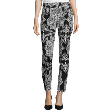 jcpenney.com | Alyx® Low-Rise Straight-Leg Printed Jogger Pants