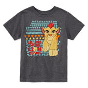 Disney Collection Lion Guard Short-Sleeve Cotton Graphic Tee - Boys 2-10