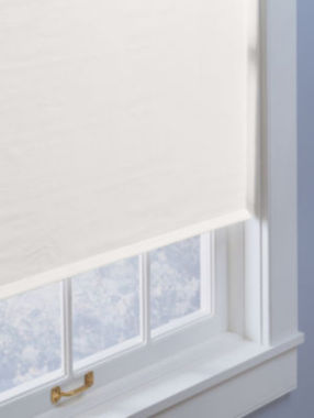jcpenney.com | JCPenney Home™ Saratoga Cut-to-Width Unfringed Blackout Roller Shade - FREE SWATCH