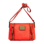 nicole by Nicole Miller®  Lonnie Crossbody Bag