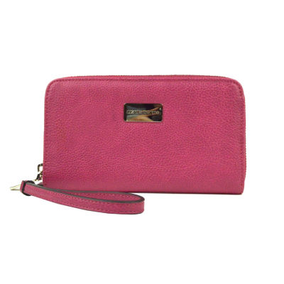 Liz Claiborne Erica Zip Around Zip Around Wallet
