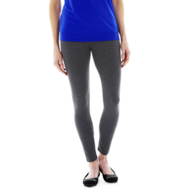 jcpenney.com | Mixit™ Solid Knit Leggings