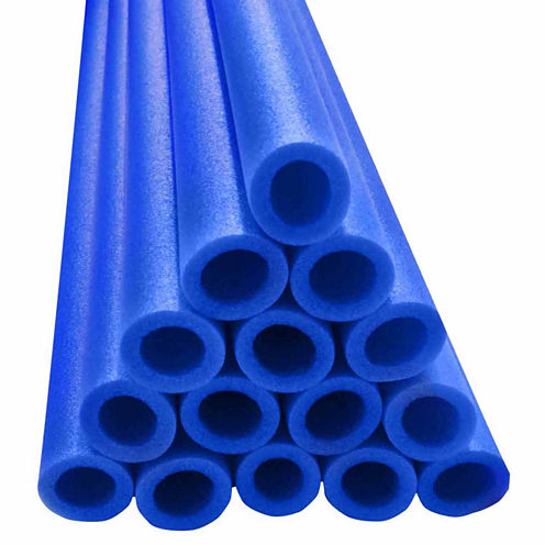 Upper Bounce 44 Inch Trampoline Pole Foam sleeves-fits for 1.75Inch Diameter Pole - Set of 12