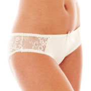 Nouvelle Intimates Side-Lace Hipster Panties