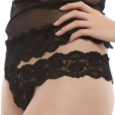 jcpenney.com | Jezebel Posh Thong Panties