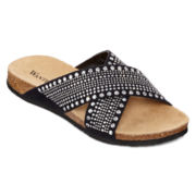 Wanted Purdy Crisscross Sandals