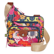 Lily Bloom Crossbody Bag