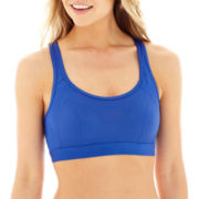 Marie Meili Wireless Racerback Sports Bra