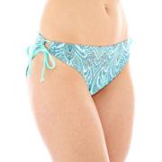 Bisou Bisou® Print Hipster Swim Bottoms