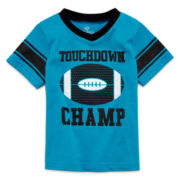 Okie Dokie® Sports Tee - Baby Boys newborn-9m