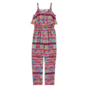 Pinky Popover Jumpsuit – Girls 7-16