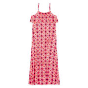 Arizona Ruffle Maxi Dress – Girls 7-16 and Plus