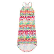 Arizona High-Low Maxi Dress - Girls 7-16 and Plus