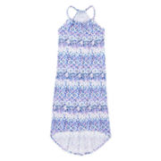 Arizona High-Low Maxi Dress - Girls 7-16