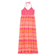 Arizona V-Neck Maxi Dress - Girls 7-16