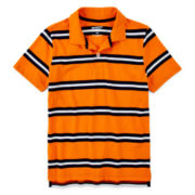 Arizona Striped Polo – Boys 8-20 and Husky