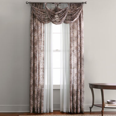 jcpenney.com | Royal Velvet® Frasier Window Treatments