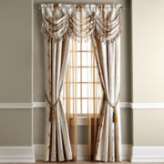 Home Expressions™ Regan/Royal Velvet® Crushed Voile Window Treatments