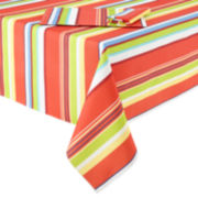 Cabana Stripe Table Linen Collection