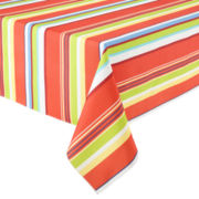 Cabana Stripe Indoor Tablecloth