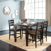 Brewer 5-pc. Extendable Counter-Height Dining Set