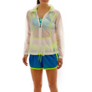 Xersion™ Water-Resistant Jacket, Sports Bra or Double-Layer Mesh Shorts