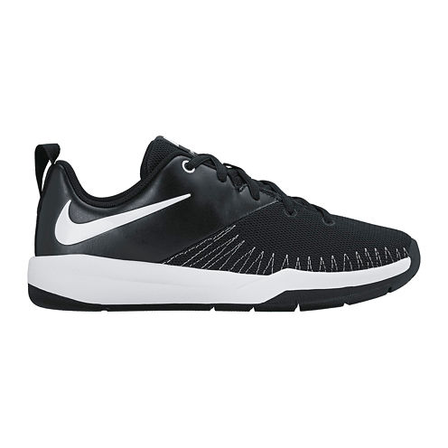 Nike® Team Hustle D 7 Low Boys Basketball Shoes - Big Kids
