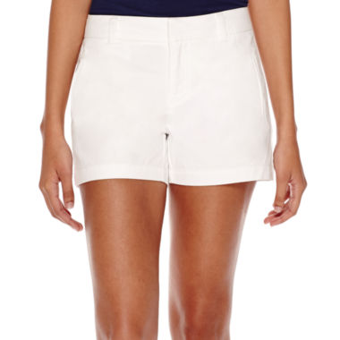 jcpenney.com | Stylus™ Twill Shorts - Tall