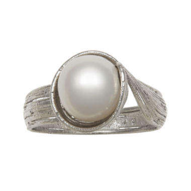 jcpenney.com | Cultured Freshwater Pearl Sterling Silver Ring