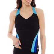Speedo Endurance+ Flow Active Tankini Swim Top