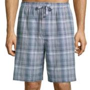 Van Heusen® Woven Pajama Shorts - Big & Tall