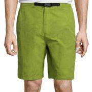 St. John's Bay® Terra Tek Packable Shorts