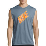 Nike® Sleeveless Swim Tee