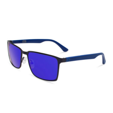 jcpenney.com | Converse® Stainless Steel Rectangle Sunglasses