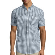 Ecko Unltd.®  Windston Short-Sleeve Woven Cotton Shirt