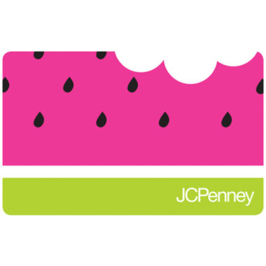jcpenney.com | $25 Watermelon Gift Card