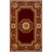 Momeni® Atlantis Hand-Carved Wool Rectangular Rug