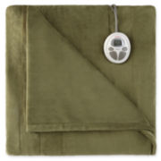 Sunbeam® Microplush Heated Blanket