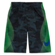 Nike® Camotion Wave Swim Trunks  - Boys 8-20