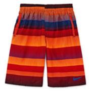 Nike® Optic Shift Volley Swim Trunks - Boys 8-20