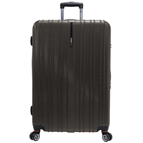 "Traveler's Choice® Tasmania Polycarbonate 29"" Expandable Spinner Luggage"