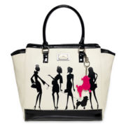 Lulu by Lulu Guinness® Girls Trapezoid Tote