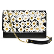 Lulu by Lulu Guinness® Loves Me Not Clutch