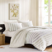 Ink+Ivy Sutton Striped Comforter Set