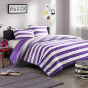 Ink+Ivy Peyton Striped Comforter Set