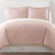 jcp home™ Flannel Duvet Cover Set
