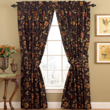 jcpenney.com | Waverly® Felicite Rod-Pocket Curtain Panel