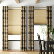 Studio™ Standard Squares Grommet-Top Curtain Panel