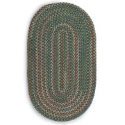 Andreanna Reversible 7' Braided Round Rug
